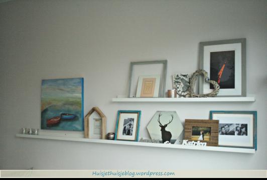 fotowand - valentijn - schilderijhouders - gallerywall
