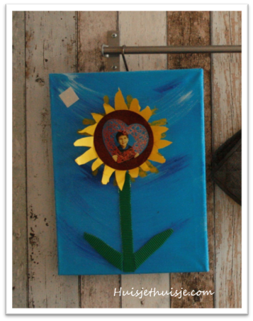 <kids - Art work - mother's day - xcanvass - picture