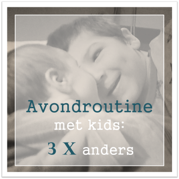 avondroutine - kids - tweeling
