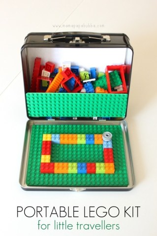 Reiskit - lego