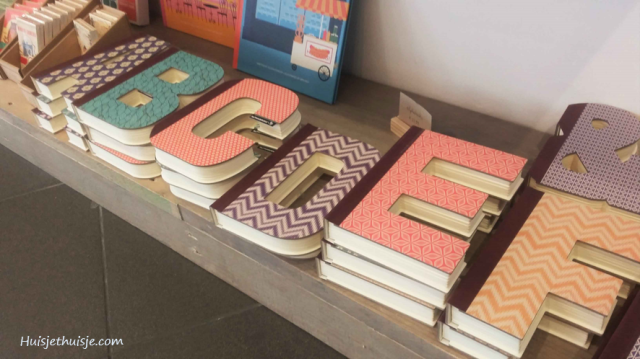 The other shop - bookletters
