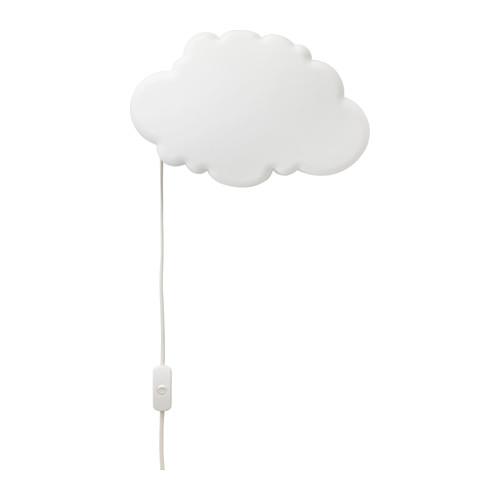Ikea - Dromsyn - wolklamp
