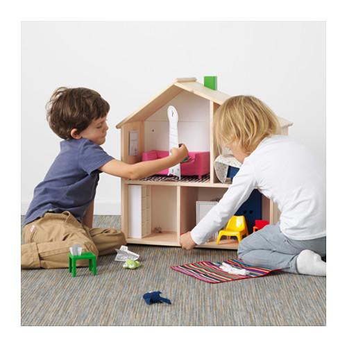 Ikea - flisat - poppenhuis