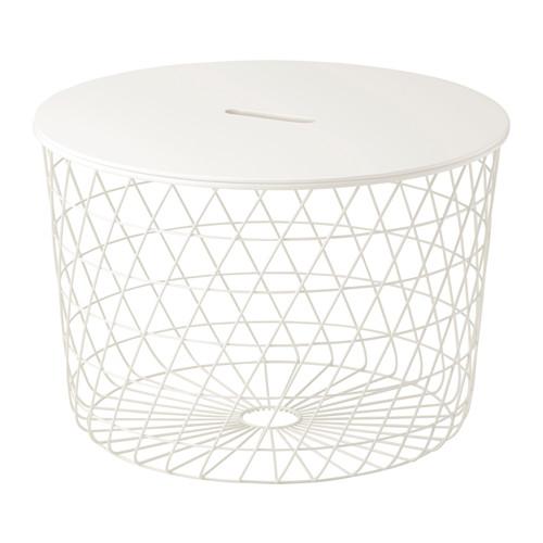 Ikea - inspiratie 2017 - draadmand - tafel