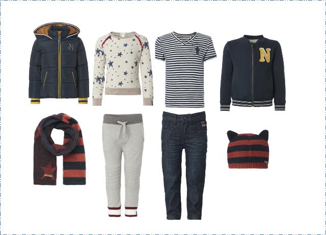 huisjethuisje - tijdsbesparende tips voor shoppen voor kids - lookbook boy - noppies