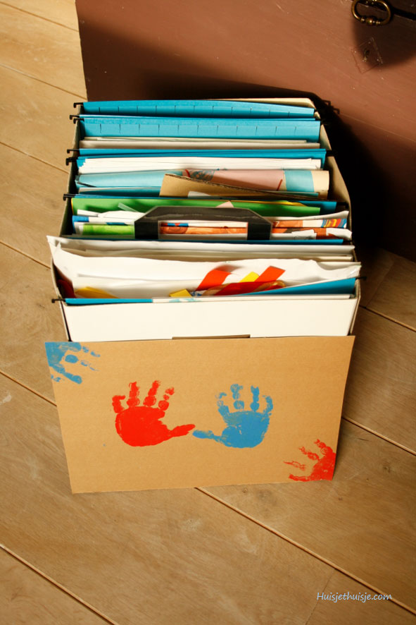 huisjethuisje-kids-art-organizing-keep-sakes