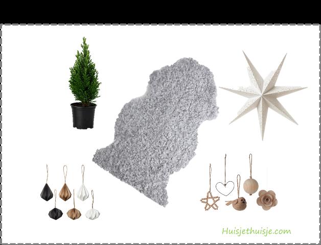 Huisjethuisje - 5 Ikea-items voor een gezellig wintersfeertje in je huis te brengen
