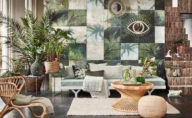 Behangfabriek-Wall and Deco EXOTIC DAMIER